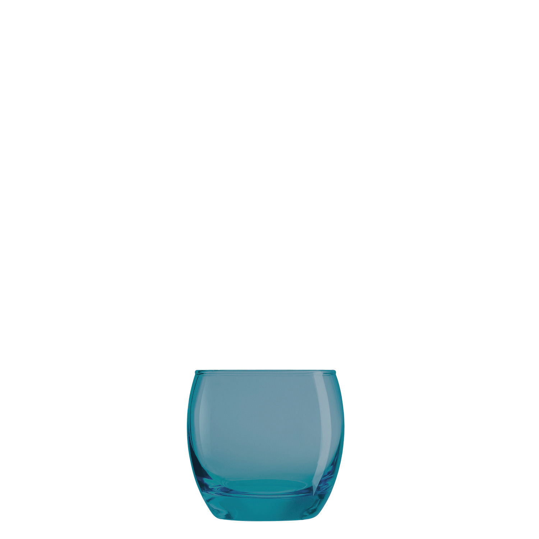 "Whiskyglas ""FB32"" 90 mm / 0,32 l Goa Blue"