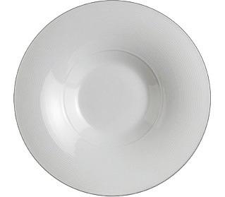 Pastateller 285 mm weiß
