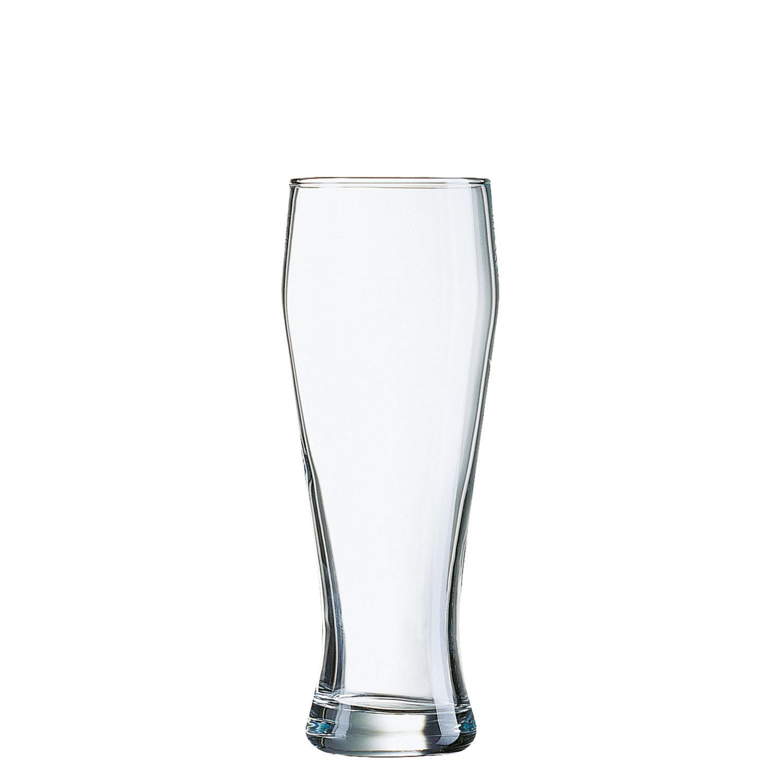 Weizenbierglas Bayern 86 mm / 0,69 l 0,50 /-/ transparent