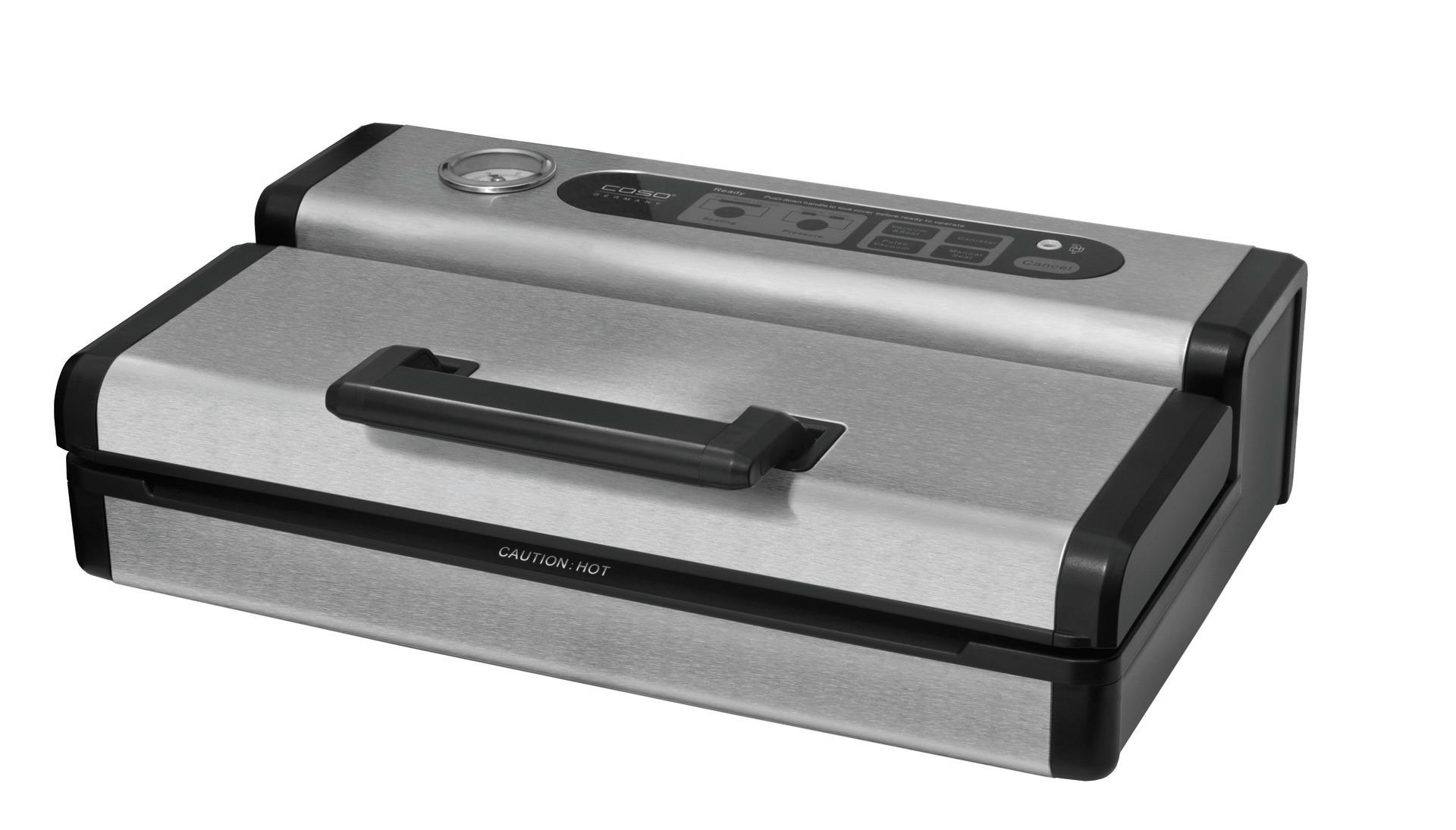 Vakuumiergerät 0,90 m³/h autom./manuell Schweißbalken 300 mm, 400 x 260 x 113 mm