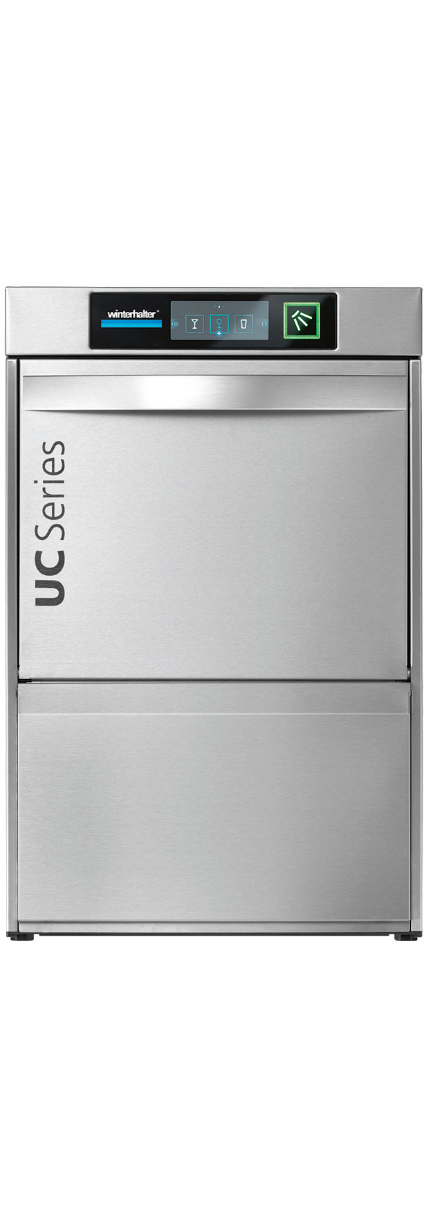 Gläserspülmaschine UC-S / 400 x 400 mm / mit Chemiebehälter / 400 V