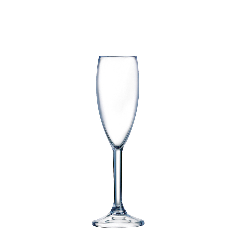 Sektglas 57 mm / 0,15 l transparent