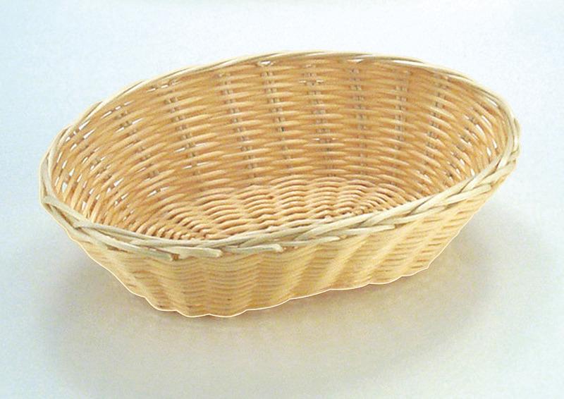 Brot- / Obstkorb oval 230 x 150 x 60 mm