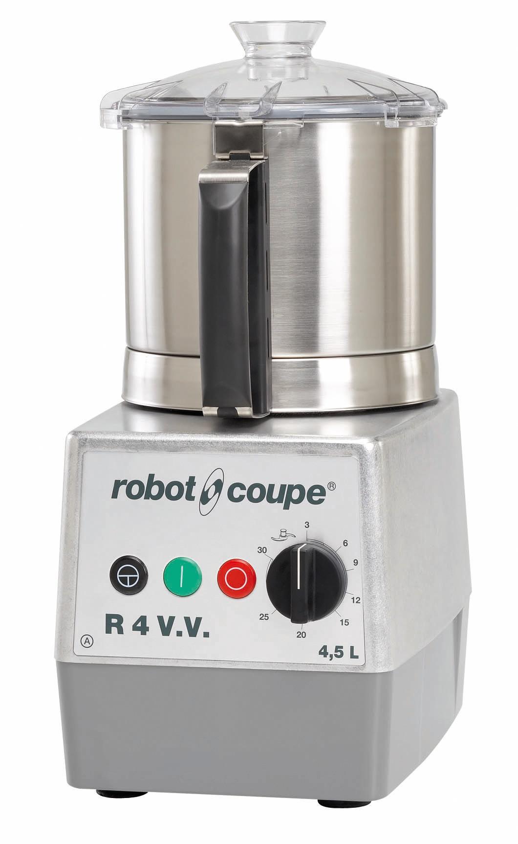 Tischkutter 4,50 l / R 4 V.V. / 230 V /  1,00 kW