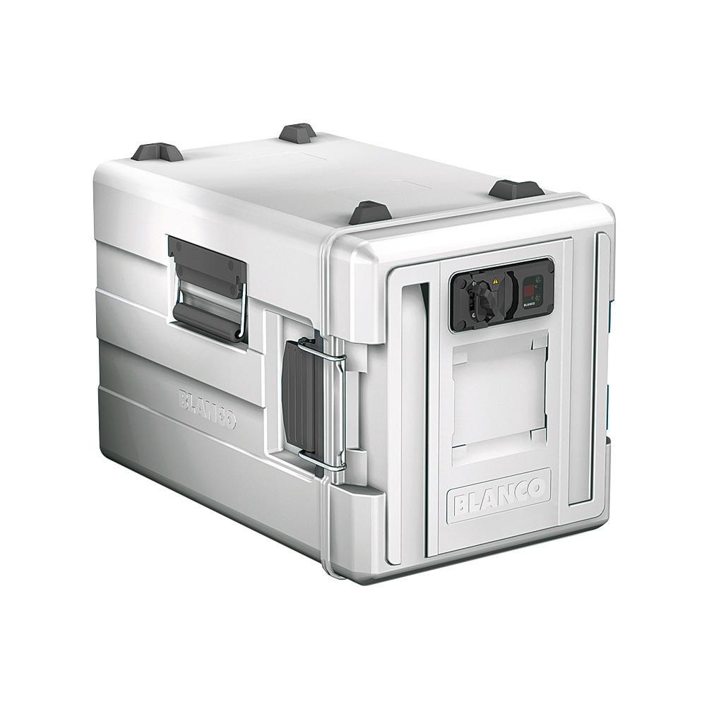 Blancotherm Frontlader Kunststoff / mit Temperaturregler / 2 x GN 1/1 /Flügeltür