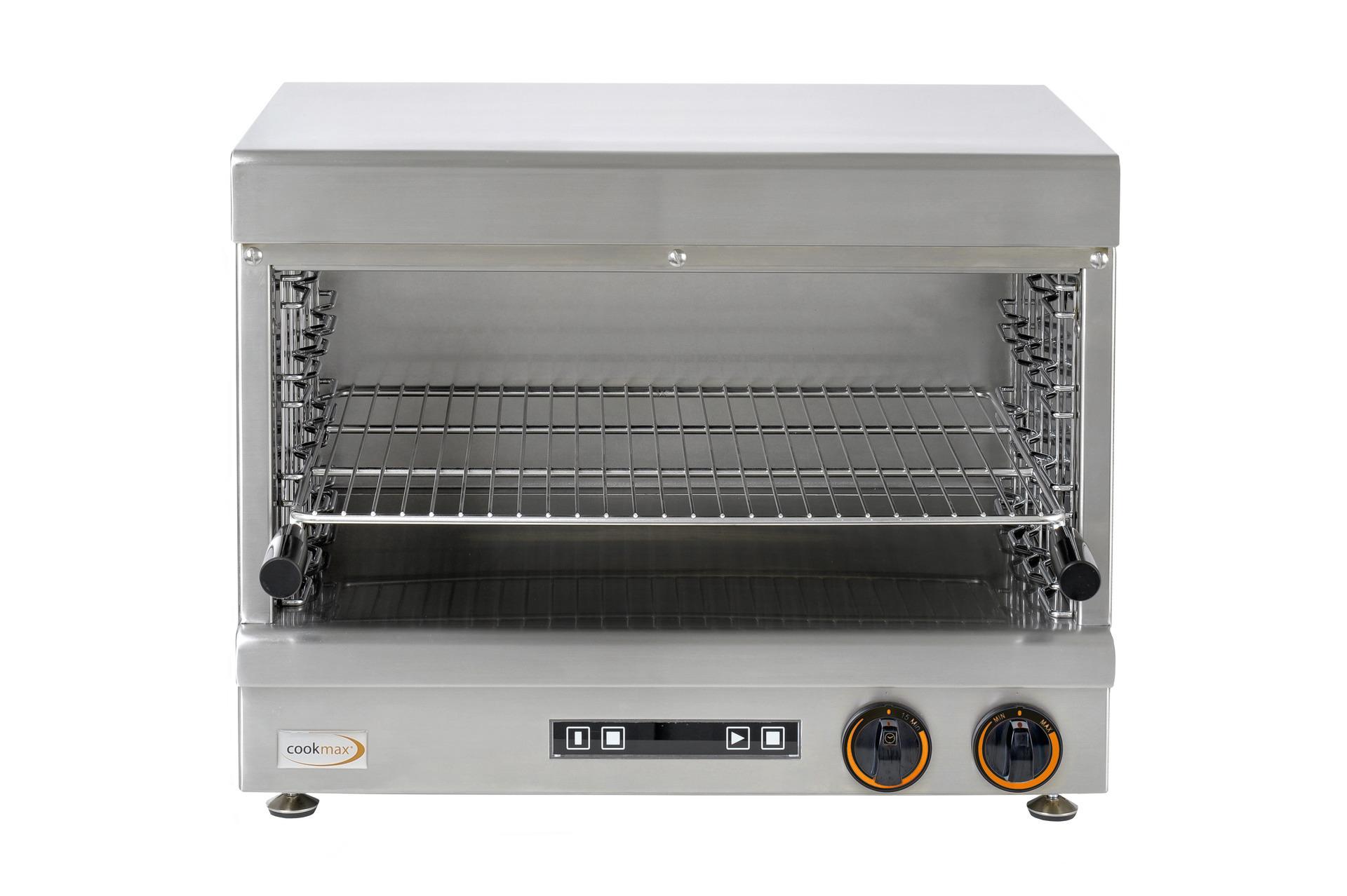 Energiespar-Salamander Hi-Light für GN 1/1 600 x 400 x 470 mm