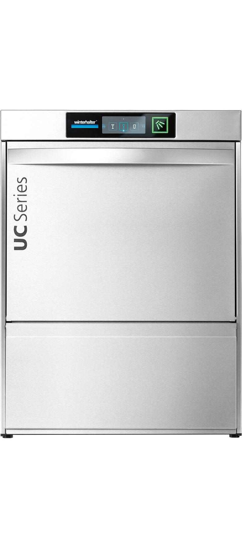 Geschirrspülmaschine UC-XL / 500 x 540mm / mit Enthärter + Chemiebehälter / 400 V