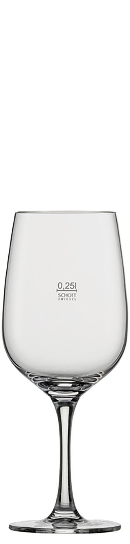 Wasser- / Rotweinglas 83 mm / 0,46 l 0,25 /-/