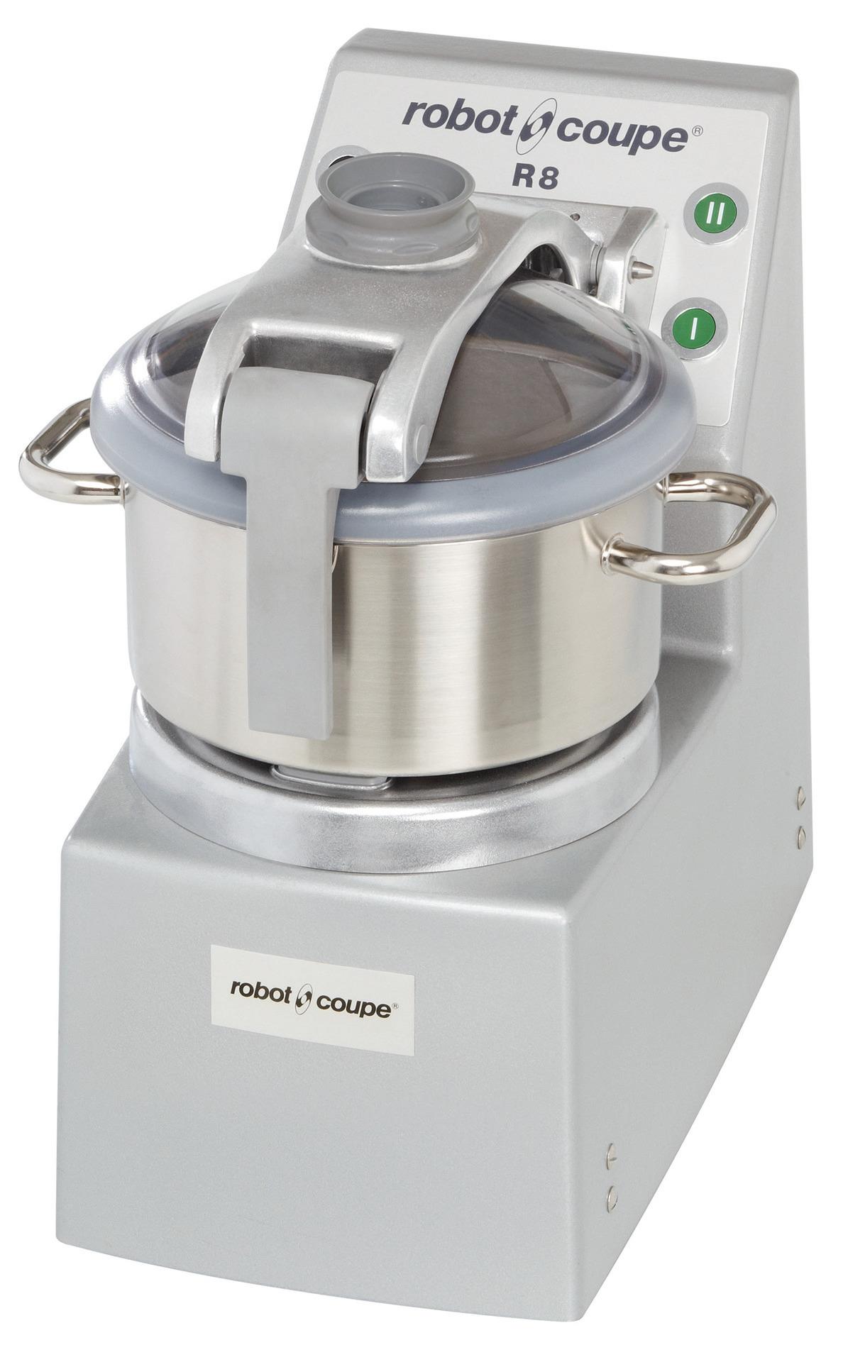Tischkutter R-VAC 8,00 l / R 8 SV /  400 V / 2,20 kW