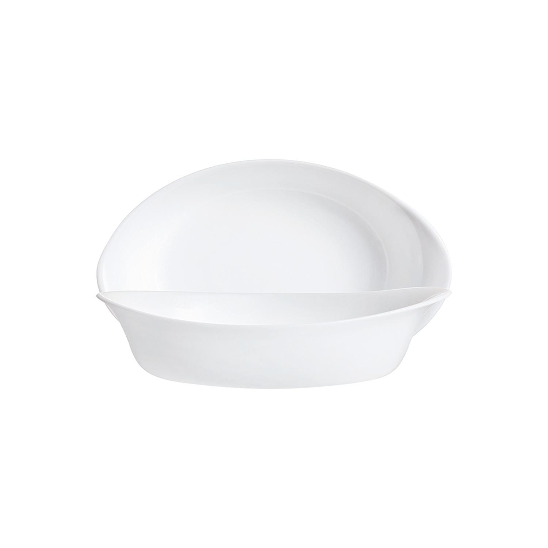 Schale oval 215 x 131 mm / 0,50 l