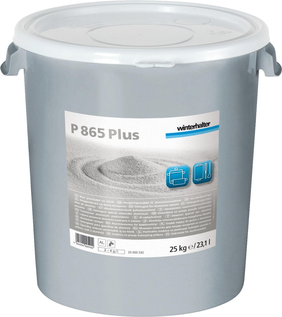 Alu-Gerätereiniger F 865 Plus / 25,00 kg Eimer