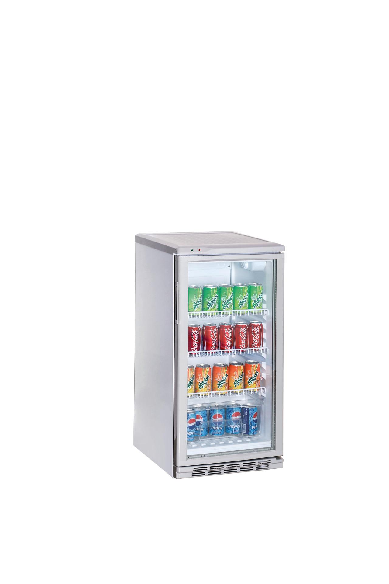 Flaschenkühlschrank weiß 60 l 475 x 517 x 746 mm