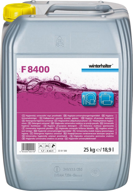 Hygiene-Universalreiniger F 8400 / 25,00 kg Kanister