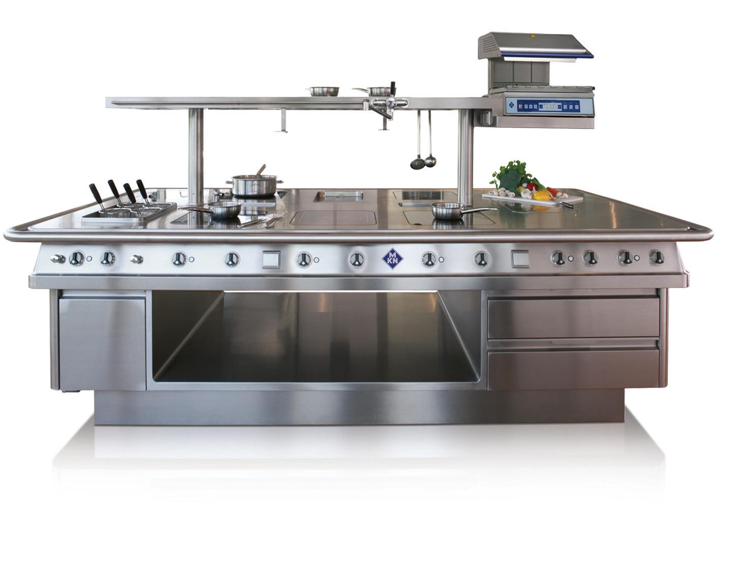 Elektro-Salamander 5 Höhenstufen / 3,30 kW / 800 x 400 x 314 mm