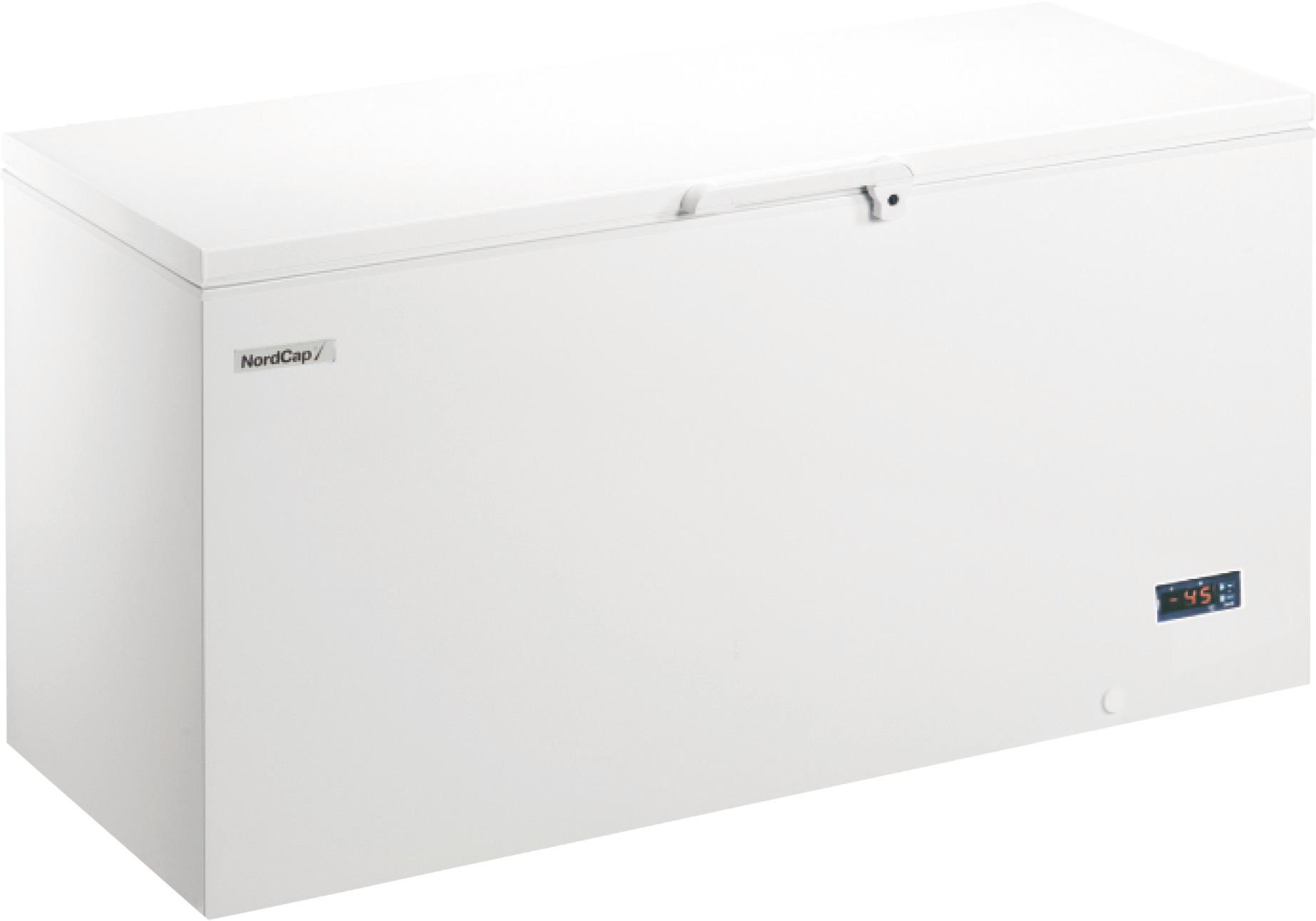 Labor-Tiefkühltruhe 360,00 l /  für 4 Körbe / steckerfertig