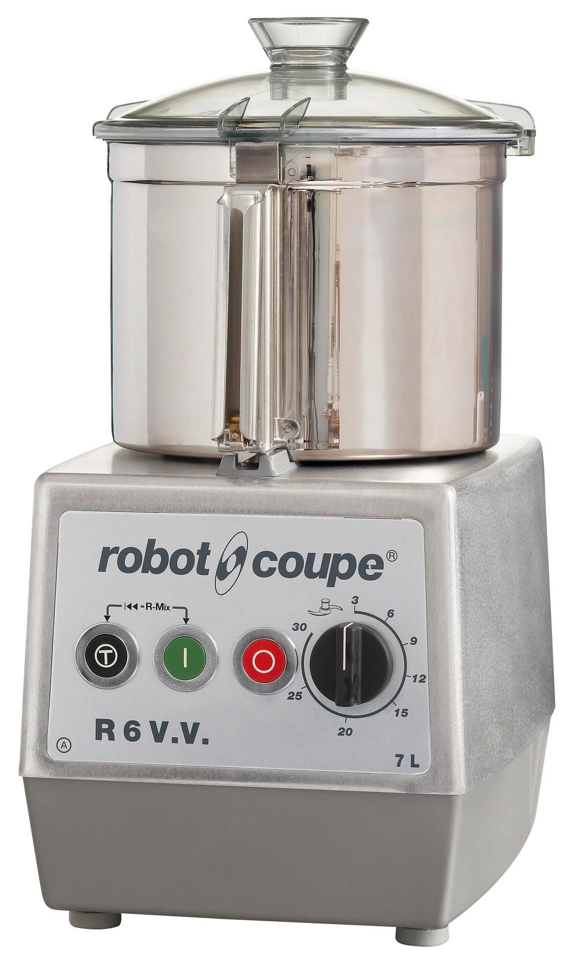 Tischkutter 7,00 l / R 6 V.V. /  230 V / 1,50 kW