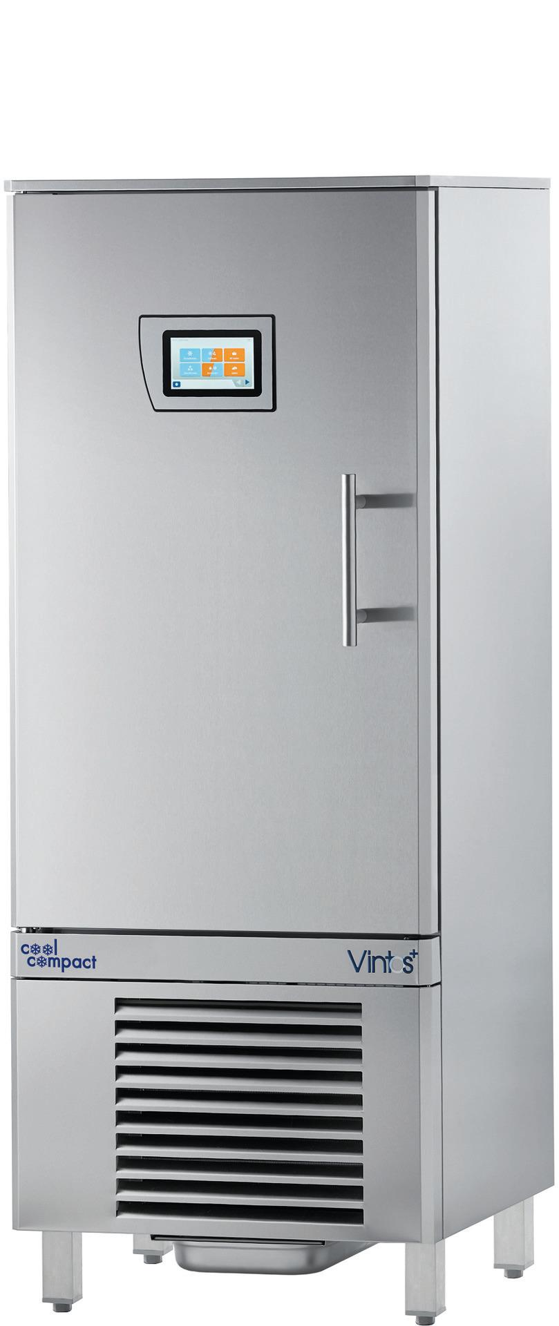 Schnellkühler / Schockfroster 13x GN 1/1 Quereinschub / zentralgekühlt