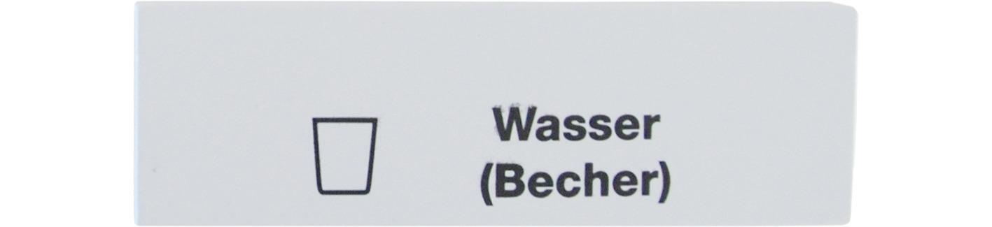 Clip Wasser (Becher) für Spülkörbe, wechselbar