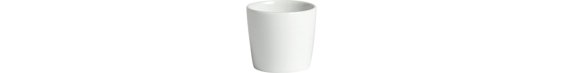 Tumbler 0,09 l weiß