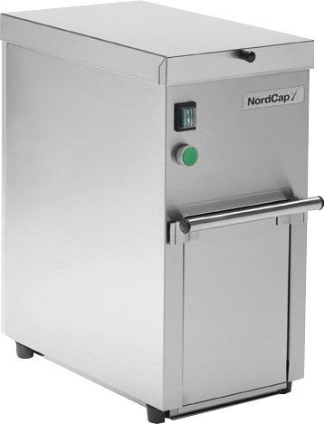 Eiscrusher EC 3.5 / 360 kg/h / 3,50 kg  Vorrat / für GN 1/3 Vorratsbehälter