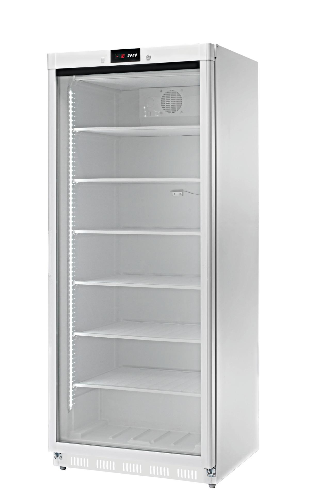 Tiefkühlschrank weiß 580 l 777 x 710 x 1895 mm