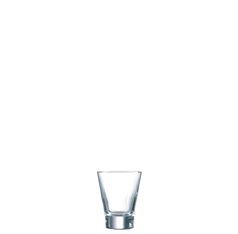 "Beistellglas ""FH9"" 60 mm / 0,09 l transparent"