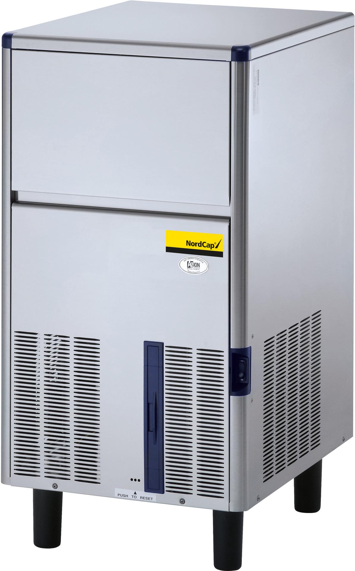 Eiswürfelbereiter SMN 35 W / 17,00 kg Vorrat / 31,00 kg/24h / Wasserkühlung