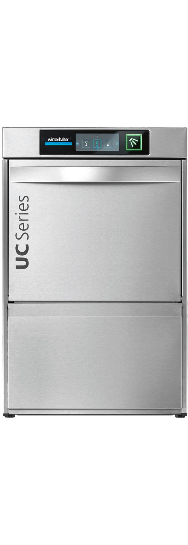 Gläserspülmaschine UC-S / 400 x 400 mm / mit Sauglanzen / 400 V