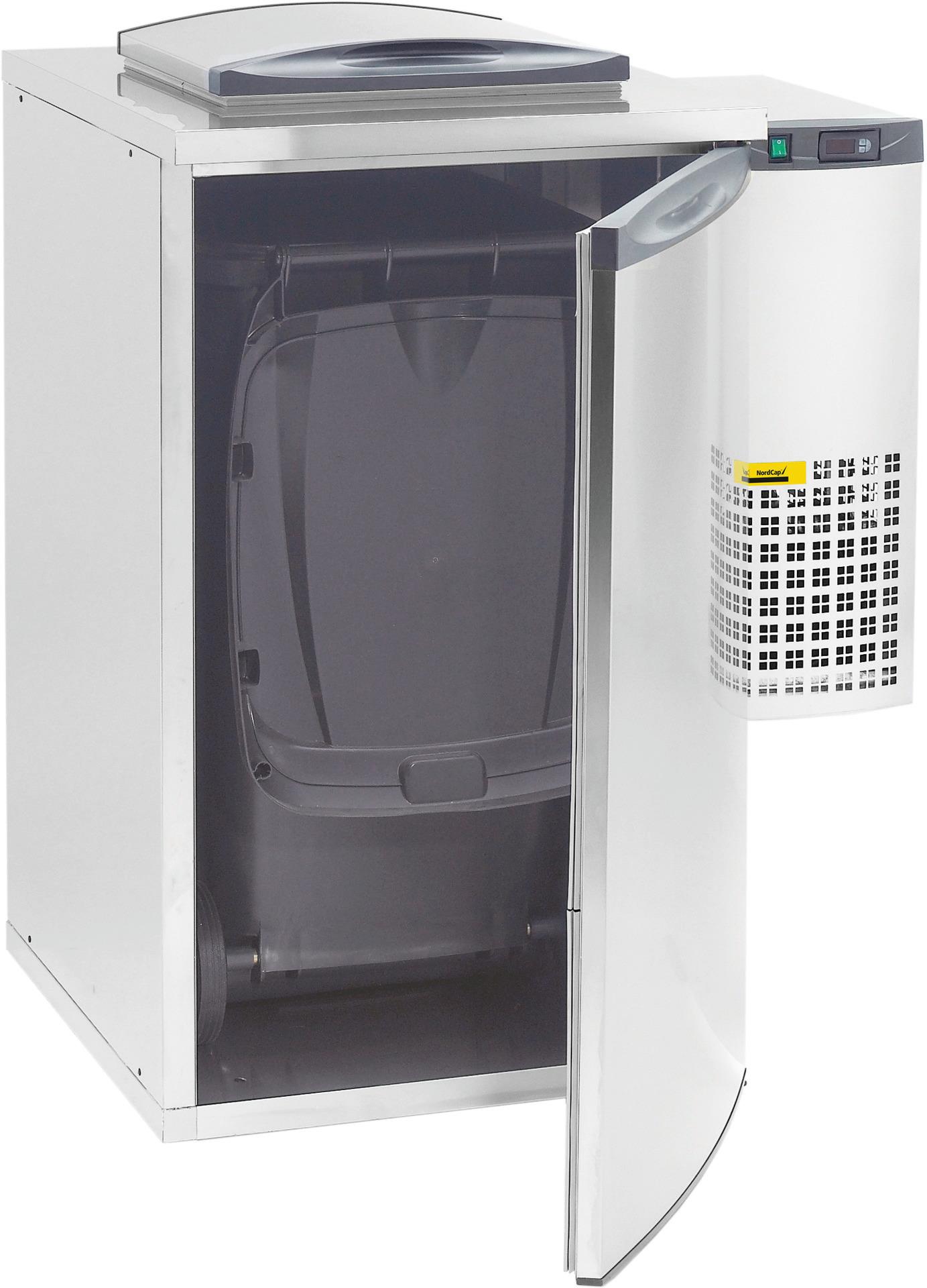 Abfall- / Konfiskatkühler für  1 x 240,00 l / steckerfertig