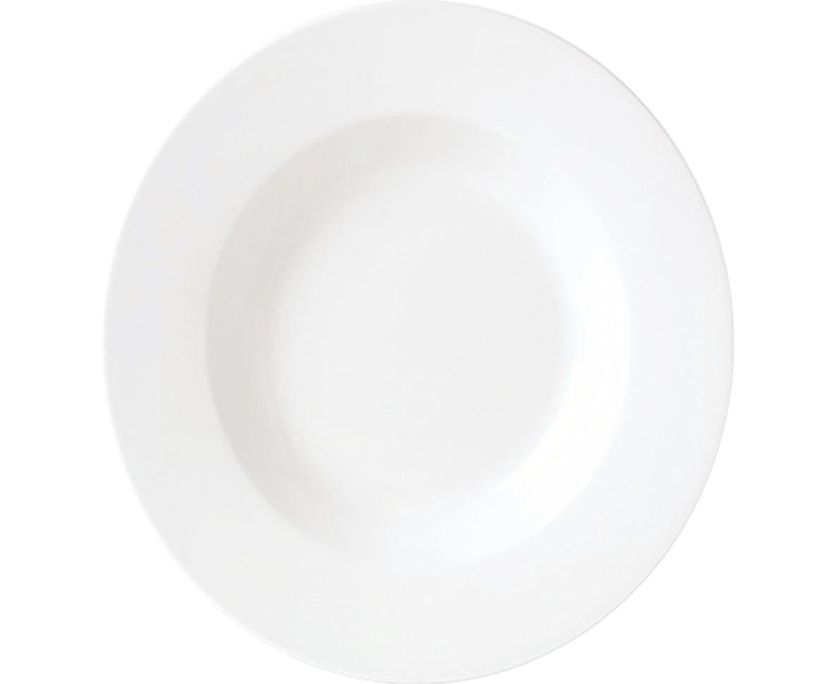 Pastateller 300 mm weiß
