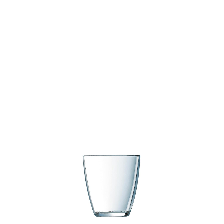 Tumbler 82 mm / 0,25 l transparent